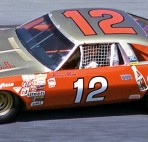 Bobby Allison at Daytona 1973