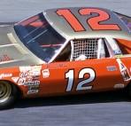 Bobby Allison at Daytona 1973