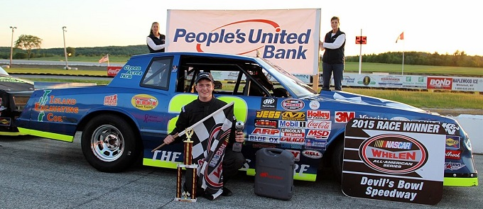 Polewarczyk wins people s united bank 100 for first devil for Act ii salon fairfax